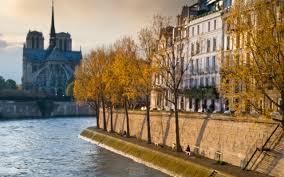 Paris automne hôtel