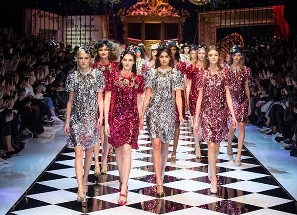Hotel Appia Fashion week